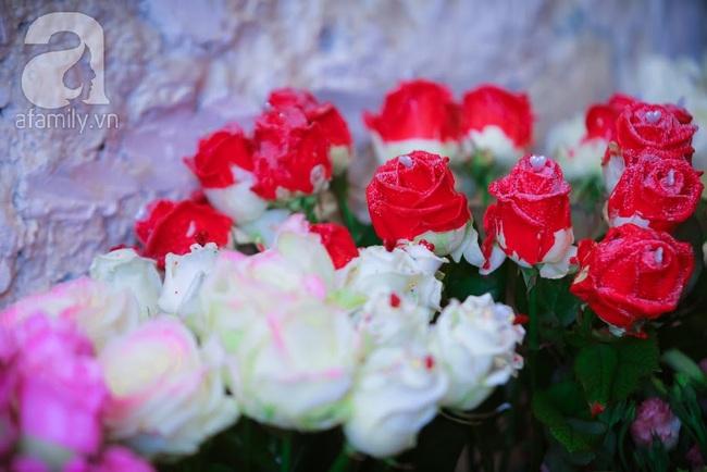 Doanh nhân chi 30 triệu đồng mua 99 bông hoa hồng phủ socola nhập khẩu tặng bạn gái dịp Valentine - Ảnh 5.