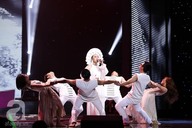 Đông Nhi một lần nữa cứu thiên thần Hàn Quốc Han Sara khiến khán giả khó chịu - Ảnh 15.