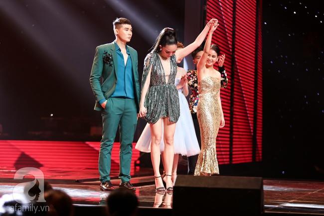 Đông Nhi một lần nữa cứu thiên thần Hàn Quốc Han Sara khiến khán giả khó chịu - Ảnh 22.