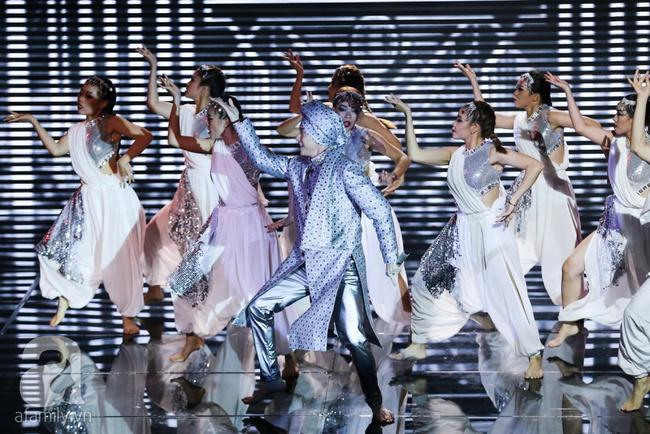 Hóa nàng sen ở The Remix, Hương Giang Idol vẫn bị loại thẳng thừng - Ảnh 15.