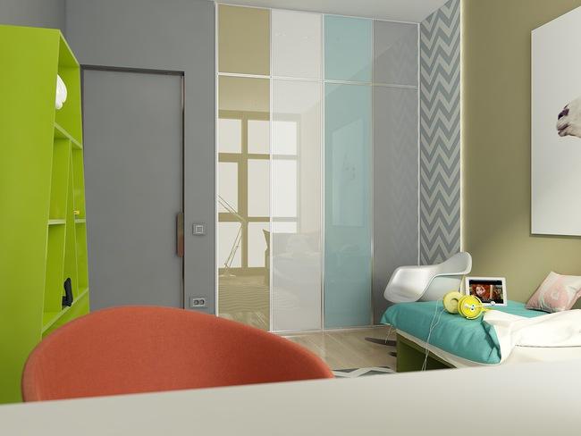 10 mẫu phòng ngủ cho bé đầy màu sắc và không gian vui chơi - Ảnh 12.