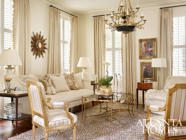 Ngôi nhà với phong cách cổ điển nhưng đầy sức quyến rũ ở mọi chi tiết dù là nhỏ nhất - Ảnh 5.