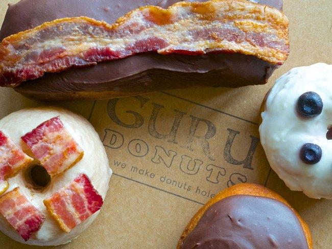 Vừa đa dạng, vừa màu sắc, những chiếc bánh donut siêu hấp dẫn này sẽ khiến bạn đứng ngồi không yên - Ảnh 6.