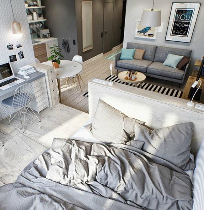 5 điều cần ghi nhớ khi bạn sống trong một ngôi nhà chật - Ảnh 8.
