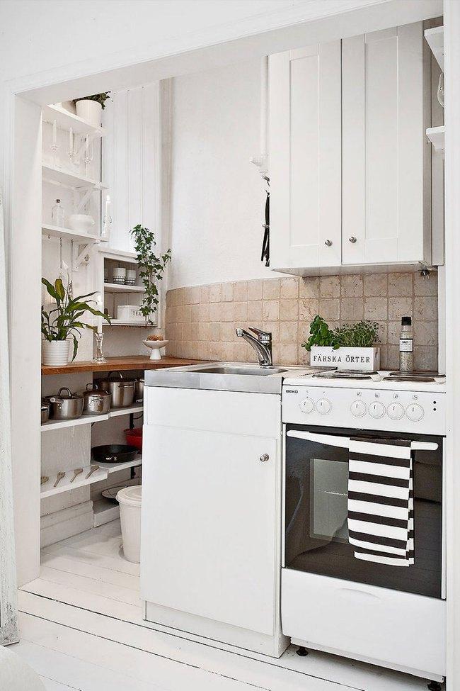 Căn hộ nhỏ trong khu chung cư cũ nhưng vẫn vô cùng xinh đẹp và tinh tế với phong cách Scandinavian  - Ảnh 9.