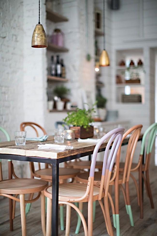 Những quy tắc phải nhớ nếu muốn có một phòng ăn mang phong cách đồng quê - Ảnh 3.