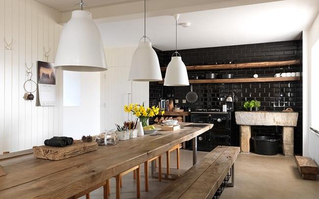 Những quy tắc phải nhớ nếu muốn có một phòng ăn mang phong cách đồng quê - Ảnh 4.