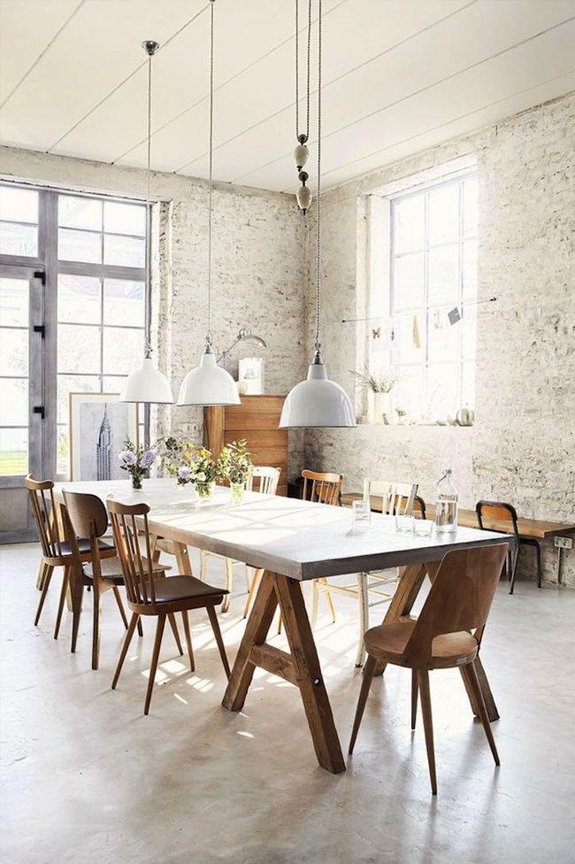 Những quy tắc phải nhớ nếu muốn có một phòng ăn mang phong cách đồng quê - Ảnh 5.