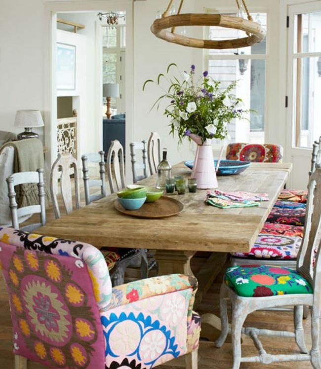 Những quy tắc phải nhớ nếu muốn có một phòng ăn mang phong cách đồng quê - Ảnh 11.