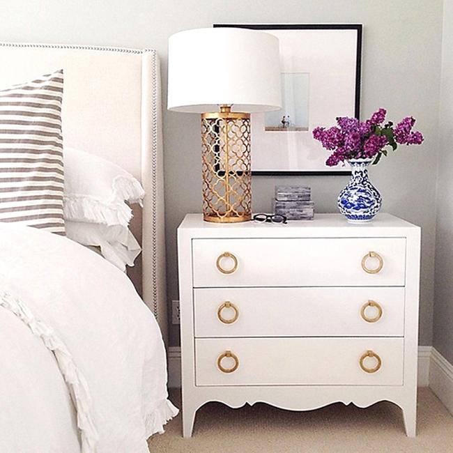 Ý tưởng lưu trữ đồ thông minh trong phòng ngủ - Ảnh 5.
