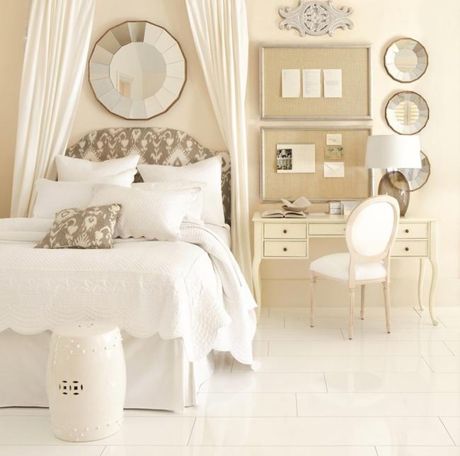 Ý tưởng lưu trữ đồ thông minh trong phòng ngủ - Ảnh 6.