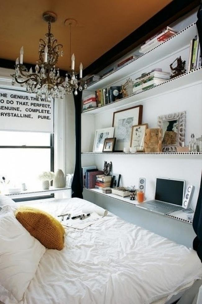 Ý tưởng lưu trữ đồ thông minh trong phòng ngủ - Ảnh 7.
