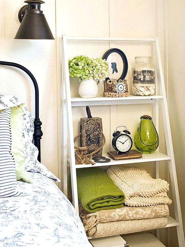 Ý tưởng lưu trữ đồ thông minh trong phòng ngủ - Ảnh 9.