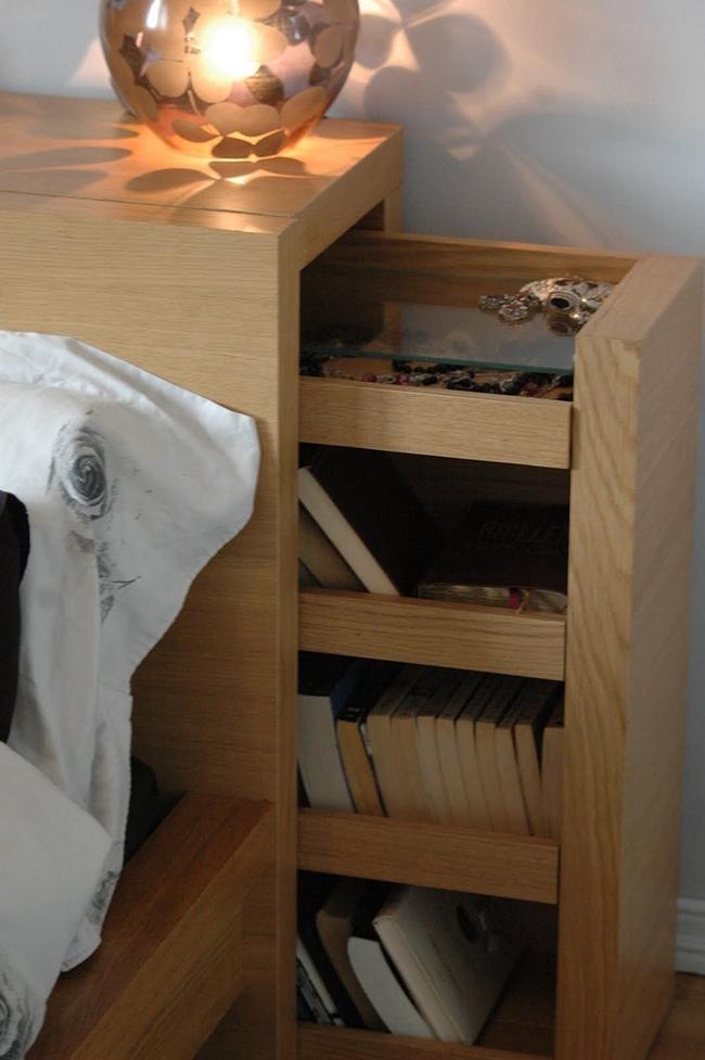 Ý tưởng lưu trữ đồ thông minh trong phòng ngủ - Ảnh 11.