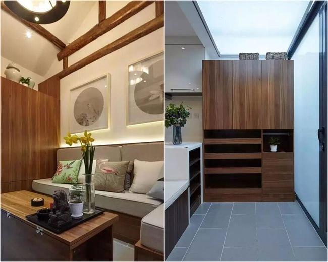 Con gái dành dụm tiền cải tạo nhà cấp 4 rộng 25m² thành căn nhà tuyệt đẹp tặng bố mẹ - Ảnh 4.