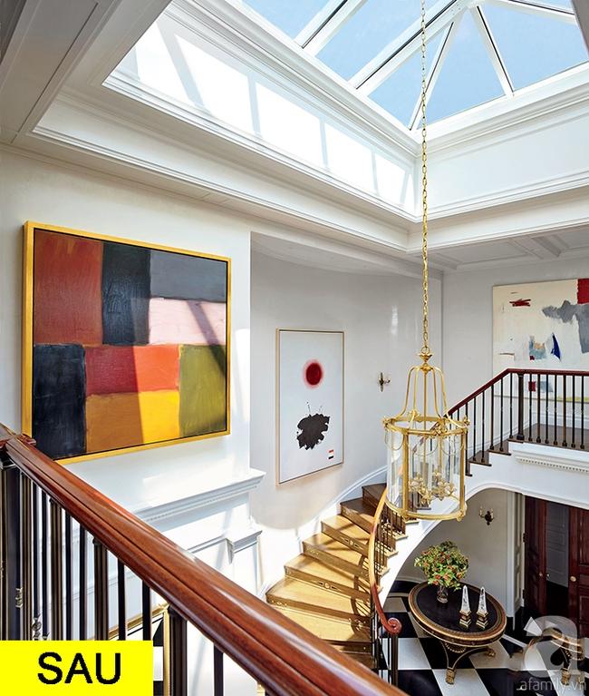 Gợi ý 9 mẫu thiết kế cải tạo cầu thang và hành lang để ngôi nhà thêm bắt mắt - Ảnh 2.