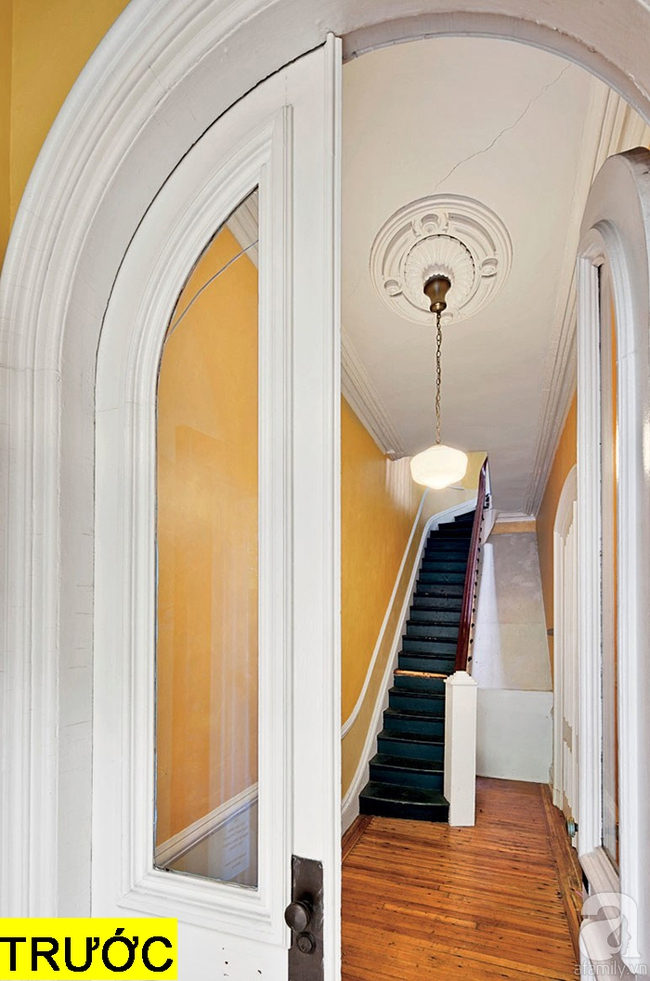 Gợi ý 9 mẫu thiết kế cải tạo cầu thang và hành lang để ngôi nhà thêm bắt mắt - Ảnh 3.