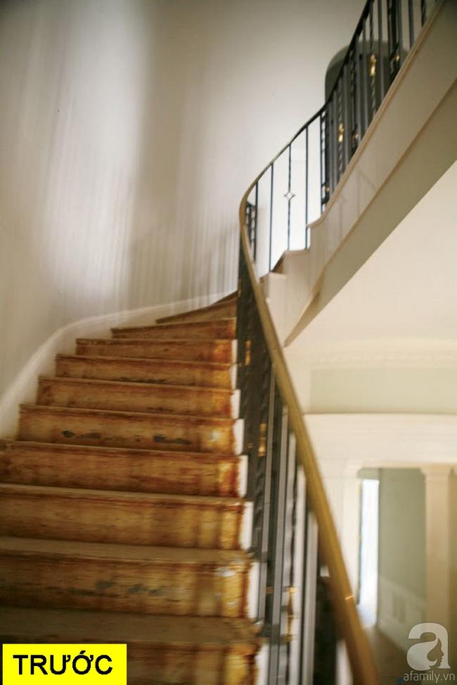 Gợi ý 9 mẫu thiết kế cải tạo cầu thang và hành lang để ngôi nhà thêm bắt mắt - ảnh 11