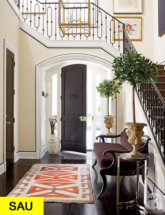 Gợi ý 9 mẫu thiết kế cải tạo cầu thang và hành lang để ngôi nhà thêm bắt mắt - Ảnh 14.