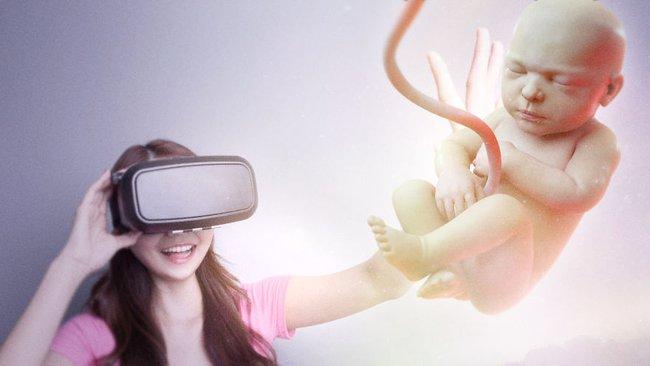 Công nghệ mới nhất giúp bố mẹ nhìn thấy thai nhi rõ như thật, hơn hẳn siêu âm - Ảnh 1.