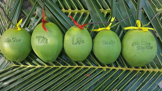 5 loại trái cây khắc chữ giá tiền triệu vẫn nhiều người tìm mua dịp Tết - Ảnh 6.