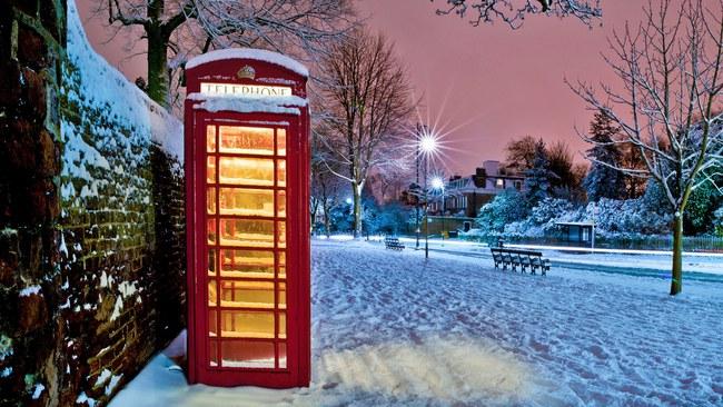 Những khung cảnh đẹp như cổ tích khi tuyết trắng bao phủ trên thế giới - ảnh 12