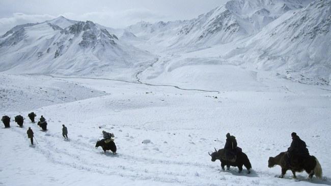 Những khung cảnh đẹp như cổ tích khi tuyết trắng bao phủ trên thế giới - ảnh 18
