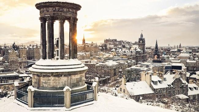 Những khung cảnh đẹp như cổ tích khi tuyết trắng bao phủ trên thế giới - ảnh 21