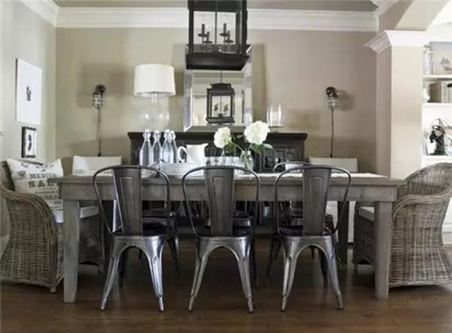 3 ý tưởng kết hợp đồ nội thất cho phòng ăn nhà bạn đẹp độc đáo - Ảnh 1.