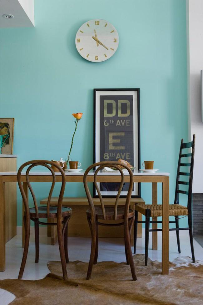 3 ý tưởng kết hợp đồ nội thất cho phòng ăn nhà bạn đẹp độc đáo - Ảnh 5.