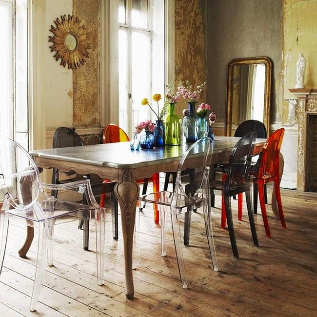 3 ý tưởng kết hợp đồ nội thất cho phòng ăn nhà bạn đẹp độc đáo - Ảnh 8.