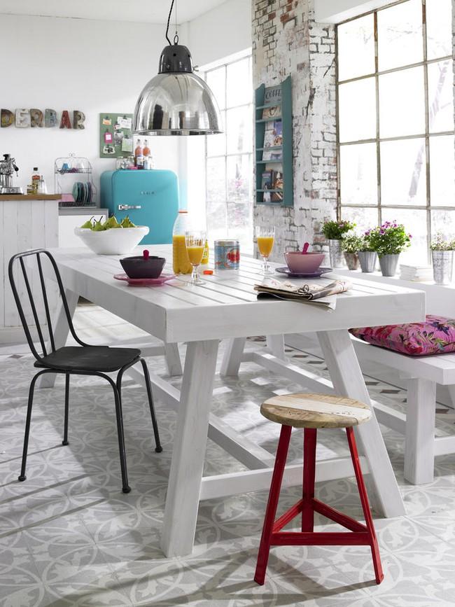 3 ý tưởng kết hợp đồ nội thất cho phòng ăn nhà bạn đẹp độc đáo - Ảnh 13.