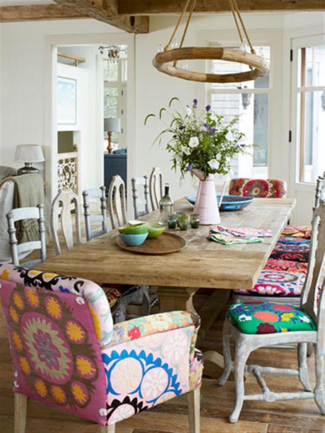 3 ý tưởng kết hợp đồ nội thất cho phòng ăn nhà bạn đẹp độc đáo - Ảnh 15.