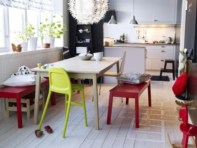 3 ý tưởng kết hợp đồ nội thất cho phòng ăn nhà bạn đẹp độc đáo - Ảnh 18.
