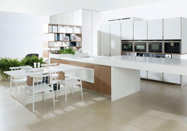 Những thiết kế phòng bếp đẹp đến mê mẩn - Ảnh 3.