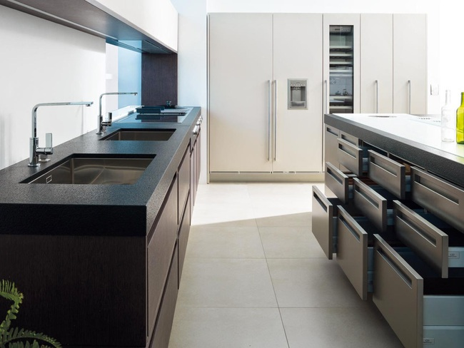 Những thiết kế phòng bếp đẹp đến mê mẩn - Ảnh 5.