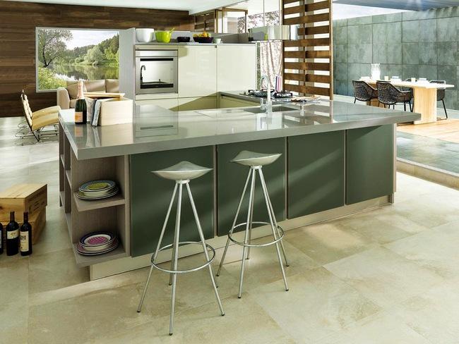 Những thiết kế phòng bếp đẹp đến mê mẩn - Ảnh 8.