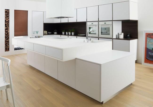 Những thiết kế phòng bếp đẹp đến mê mẩn - Ảnh 9.