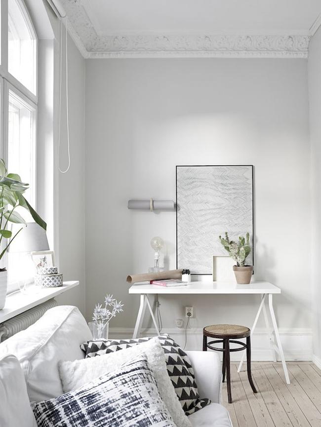 Mẹo trang trí nhà thuê đơn giản mà chất lừ - Ảnh 3.