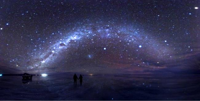 Những vùng đất hoá thế giới cổ tích khi màn đêm buông xuống - Ảnh 8.
