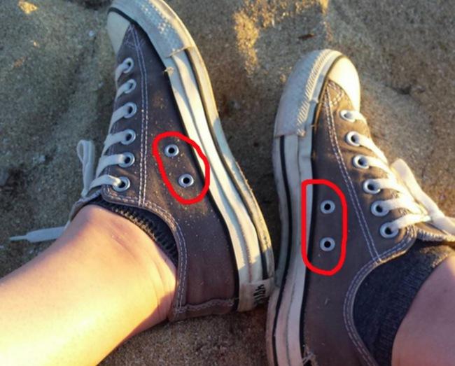 Tưởng vô dụng nhưng những cái lỗ trên đồ vật thường thấy hóa ra lại có ích - Ảnh 6.