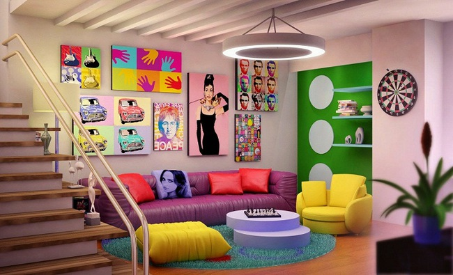 Không gian sống của những gia đình trẻ sẽ chất lừ với phong cách trang trí này - Ảnh 11.