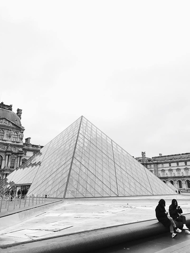 Khám phá Paris, ngắm cực quang ở Iceland qua ống kính của Quang Vinh - Ảnh 4.