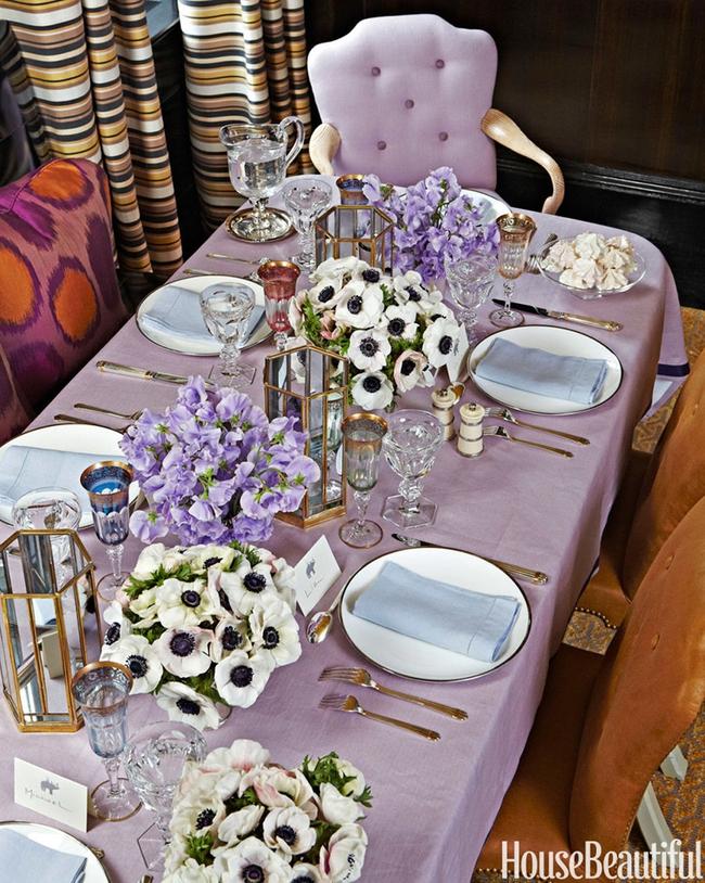 10 ý tưởng trang trí bàn ăn ngày Valentine vô cùng lãng mạn - Ảnh 3.