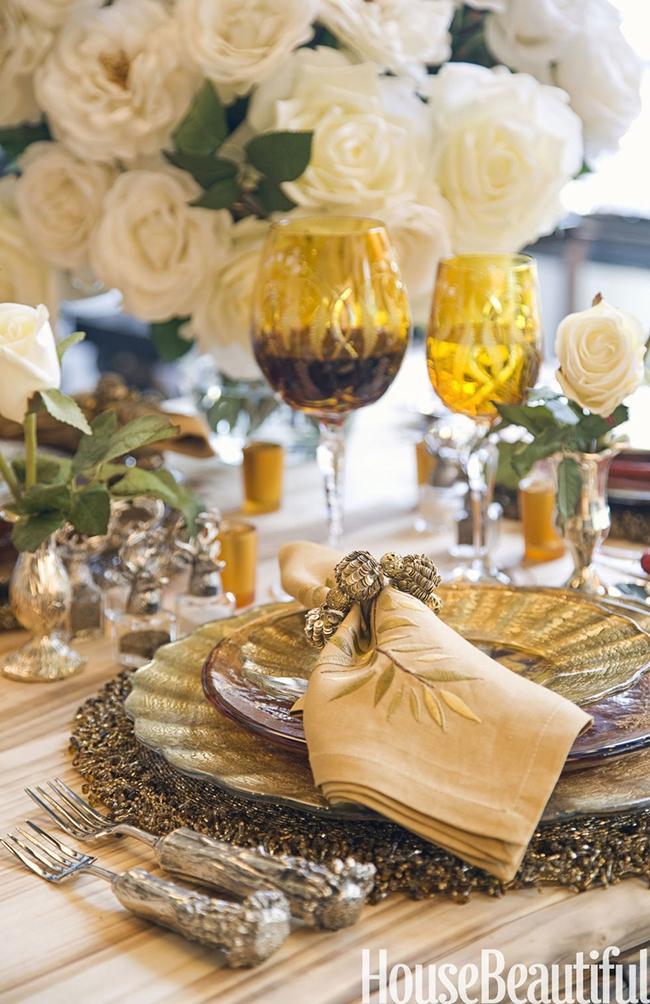 10 ý tưởng trang trí bàn ăn ngày Valentine vô cùng lãng mạn - Ảnh 6.