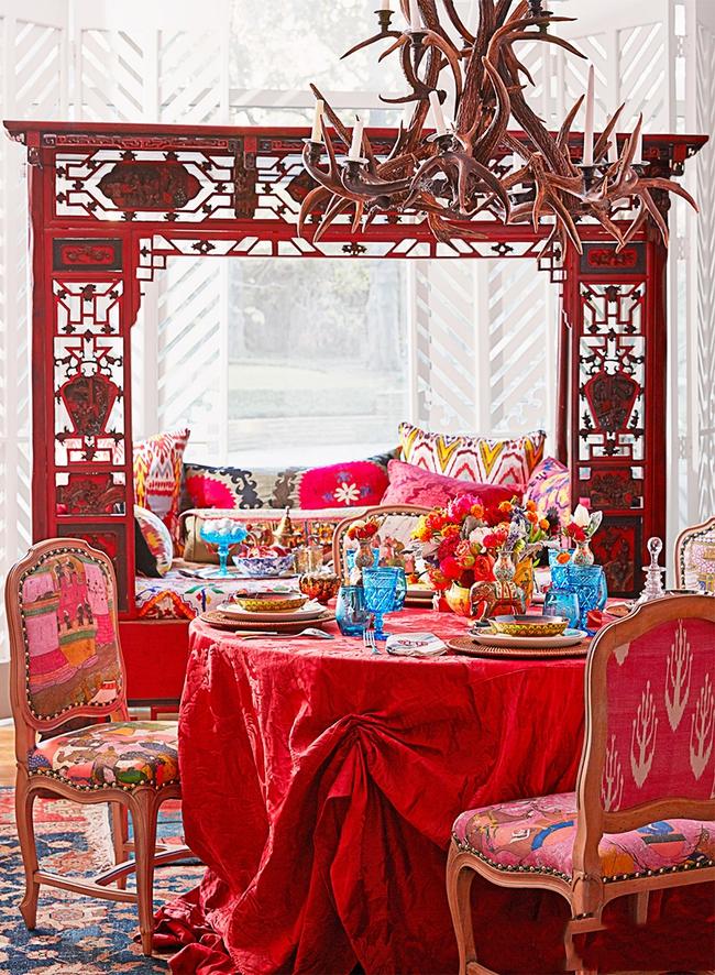 10 ý tưởng trang trí bàn ăn ngày Valentine vô cùng lãng mạn - Ảnh 7.