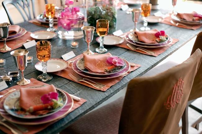10 ý tưởng trang trí bàn ăn ngày Valentine vô cùng lãng mạn - Ảnh 10.