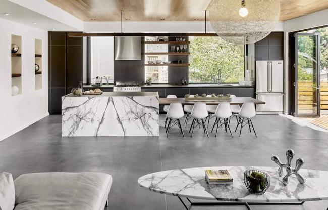 Kiến trúc và phong cách thiết kế chính là chìa khóa giúp ngôi nhà này trở nên hoàn hảo - Ảnh 6.