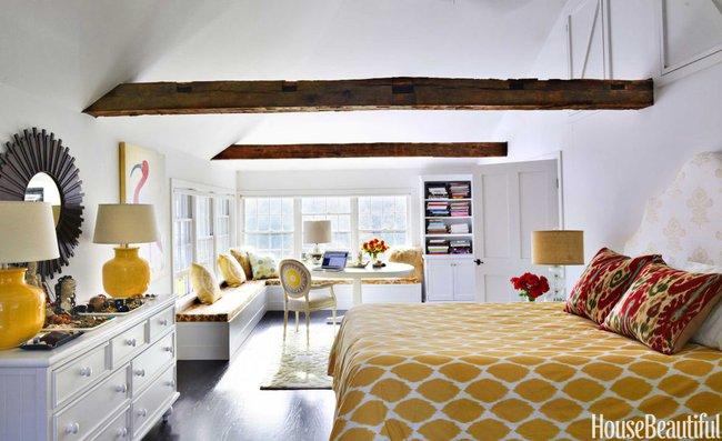 Ghé thăm ngôi nhà rực rỡ sắc màu của mùa Xuân - Ảnh 10.