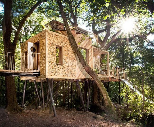 Bạn sẽ có một cuộc sống đáng mơ ước nếu như sở hữu ngôi nhà nhỏ này - Ảnh 1.